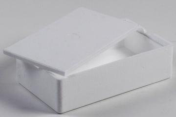 """קופסה """"בוגי"""" כוללת מכסה"""