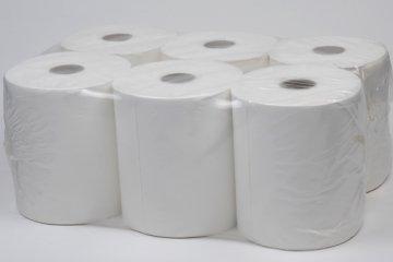 נייר מגבת 1 על 6 נו-טאץ 150 מטר גליל