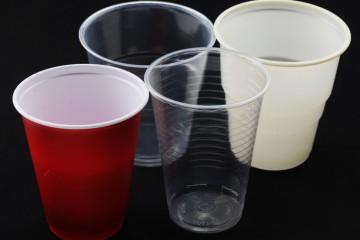 כוס חד פעמית לשתיה קרה